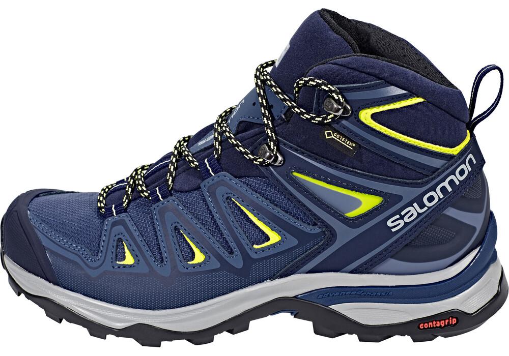 Salomon Women S X Ultra Mid  Gtx Hiking Shoes
